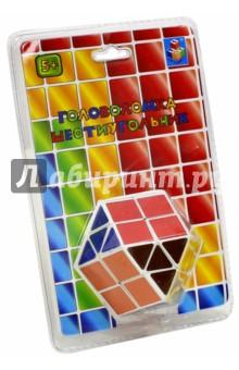 Головоломка шестиугольник 3D (Т57368) 1TOY