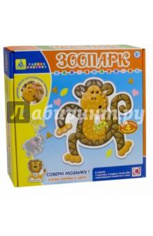 """Мозаика-набор для малышей """"Зоопарк"""" (00422) Оригами"""