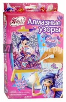 """Winx. Мозаика - алмазные узоры """"Musa"""" (02550) Оригами"""