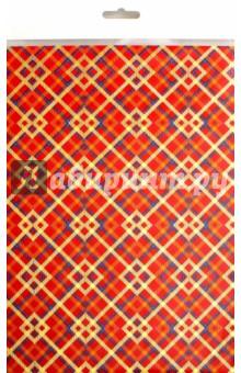 """Цветной картон поделочный """"Калейдоскоп"""" (4 листа) (С4284-05) Универсал Т"""