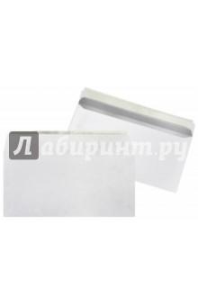 Конверт почтовый DL, 110х220мм , белая бумага (DL HKP) Ряжская печатная фабрика