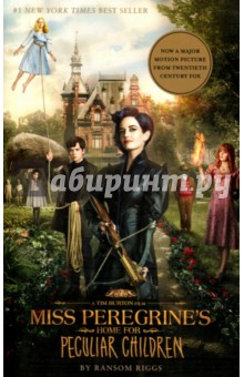 Miss Peregrines Home for Peculiar ChildrenХудожественная литература на англ. языке<br>A mysterious island. An abandoned orphanage. And a strange collection of very curious photographs. It all waits to be discovered in Miss Peregrine s Home for Peculiar Children, an unforgettable novel that mixes fiction and photography in a thrilling reading experience. As our story opens, a horrific family tragedy sets sixteen-year-old Jacob journeying to a remote island off the coast of Wales, where he discovers the crumbling ruins of Miss Peregrine s Home for Peculiar Children. As Jacob explores its abandoned bedrooms and hallways, it becomes clear that the children who once lived here - one of whom was his own grandfather - were more than just peculiar. They may have been dangerous. They may have been quarantined on a desolate island for good reason. And somehow - impossible though it seems - they may still be alive. <br>A spine-tingling fantasy illustrated with haunting vintage photography, Miss Peregrine s Home for Peculiar Children will delight adults, teens, and anyone who relishes an adventure in the shadows.<br>Bonus Features: <br>- Q&amp;amp;F with author Ransom Riggs;<br>- Eight pages of color stills from the film;<br>- Sneak preview of Hollow City, the next novel in the series.<br>
