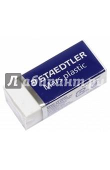 "Ластик ""Mars plastic"" (белый) (52653) STAEDTLER"