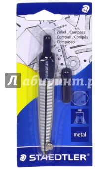 "Циркуль ""Noris Club 5502 (max D-30см) (55050BK) STAEDTLER"