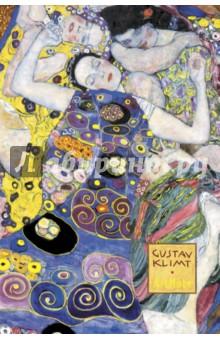 Густав Климт. ArtNote (синий) Эксмо