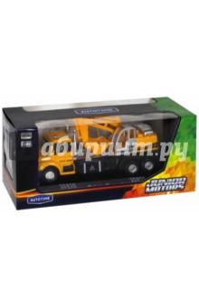 """Машинка """"Excavator Truck"""" с экскаватором (34126) Autotime"""