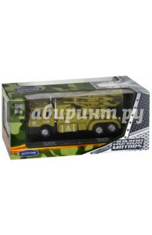 """Машинка """"Military Transporter"""" с зенитной установкой (34135) Autotime"""