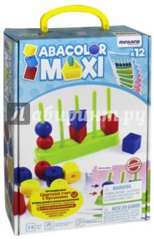 "Развивающий набор ""Abacolor Maxi"" (45309) Miniland Educational"