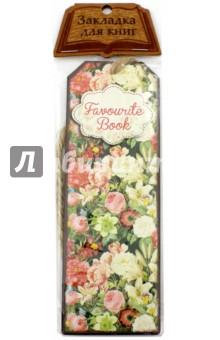 """Закладка декоративные для книг """"Райский сад"""" (43581)"""