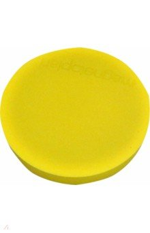 Магниты Standart, 30х8 мм, сила 0,8 кг, желтые (1664202) Magnetoplan