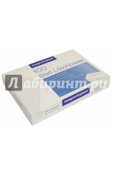 Салфетки для стирания записей, 100 штук (12296)Другие виды мелко-офисной канцелярии<br>Салфетки для стирания записей.<br>100 штук.<br>Упаковка: картонная коробка.<br>Сделано в Германии.<br>