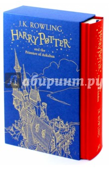 Harry Potter and the Prisoner of AzkabanЛитература на иностранном языке для детей<br>Welcome to the Knight Bus, emergency transport for the stranded witch or wizard. Just stick out your wand hand, step on board and we can take you anywhere you want to go.<br>When the Knight Bus crashes through the darkness and screeches to a halt in front of him, its the start of another far from ordinary year at Hogwarts for Harry Potter. Sirius Black, escaped mass-murderer and follower of Lord Voldemort is on the run - and they say he is coming after Harry. In his first ever Divination class, Professor Trelawney sees an omen of death in Harrys tea leaves … But perhaps most terrifying of all are the Dementors patrolling the school grounds, with their soul-sucking Kiss … <br>This gift edition hardback, presented in a beautiful foiled slipcase decorated with brand new line art by Jonny Duddle, will delight readers as the plot thickens and the dangers multiply in Harrys third year at Hogwarts.<br>