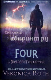 Four: A Divergent CollectionХудожественная литература на англ. языке<br>Fans of the Divergent series by No. 1 New York Times bestselling author Veronica Roth will be thrilled by Four: A Divergent Collection, a companion volume that includes four pre-Divergent stories told from Tobias Eaton s point of view. DIVERGENT and INSURGENT were blockbuster movies in 2014 and 2015. Readers first encountered Tobias Eaton as Four in Divergent. His voice is an integral part of Allegiant. Readers will find more of this charismatic character s backstory told from his own perspective in Four: A Divergent Collection. When read together, these long narrative pieces illuminate the defining moments in Tobias Eaton s life. The first three pieces in this volume - The Transfer, The Initiate, and The Son - follow Tobias s transfer from Abnegation to Dauntless, his Dauntless initiation, and the first clues that a foul plan is brewing in the leadership of two factions. The fourth story, The Traitor, runs parallel with the events of Divergent, giving readers a glimpse into...<br>