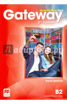 Spencer David Gateway 2nd Edition. B2. Student's Book Pack