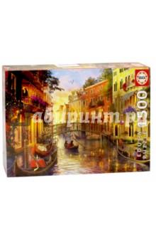 Пазл-1500 Закат в Венеции (17124)Пазлы (1500 элементов)<br>Пазл-мозаика.<br>1500 деталей.<br>Размер собранной картинки: 85 х 60 см.<br>Материал: картон.<br>Упаковка: картонная коробка.<br>Сделано в Испании.<br>
