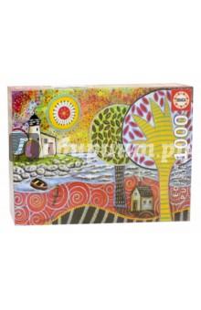 Пазл-1000 Маяк, Карла Жерар (17115)Пазлы (1000 элементов)<br>Пазл-мозаика.<br>1000 деталей.<br>Размер собранной картинки: 68 х 48 см.<br>Материал: картон.<br>Упаковка: картонная коробка.<br>Сделано в Испании.<br>