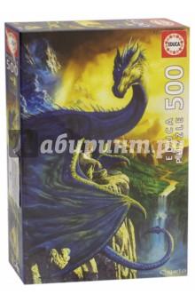 Пазл-500 Эрагон и Сапфир (17311)Пазлы (400-600 элементов)<br>Пазл-мозаика.<br>500 деталей.<br>Размер собранной картинки: 34 х 48 см.<br>Материал: картон.<br>Упаковка: картонная коробка.<br>Сделано в Испании.<br>