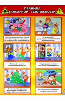 Правила пожарной безопасности (530х770)