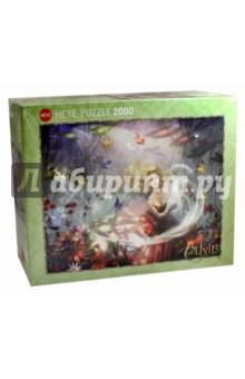Пазл Загадывай желание, 2000 деталей (29782)Пазлы (2000 элементов и более)<br>Пазл Загадывай желание, 2000 деталей.<br>Размер собранной картинки:97х69 см.<br>Упаковка: коробка, картон. <br>Сделано в Германии.<br>