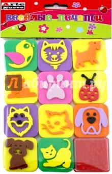 Веселые печати Домашние животные (DT-1014-13)