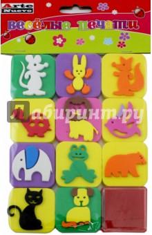 Веселые печати Животные 1 (DT-1014-2)