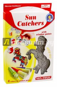 Витражные краски Цирковая лошадка (OE6WPS/H)