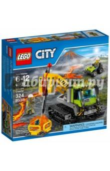 Конструктор Lego Вездеход исследователей вулканов (60122)Конструкторы из пластмассы и мягкого пластика<br>Конструктор Lego Вездеход исследователей вулканов.<br>Материал: пластик<br>Для детей 6-12 лет.<br>Упаковка: картонная коробка<br>