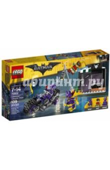 Конструктор Lego Погоня за Женщиной-кошкой (70902)Конструкторы из пластмассы и мягкого пластика<br>Конструктор Lego Погоня за Женщиной-кошкой<br>Материал: пластик<br>Для детей 7-14 лет.<br>Упаковка: картонная коробка<br>