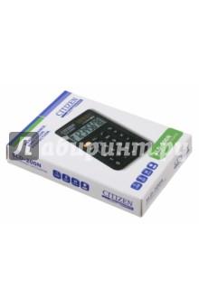 Калькулятор карманный Citizen черный, 8-разрядный (SLD-200N)