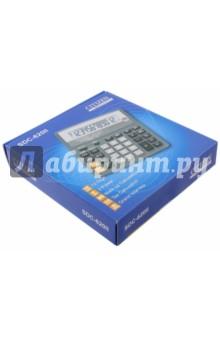 Калькулятор бухгалтерский Citizen черный, 12-разрядный (SDC-620 II)