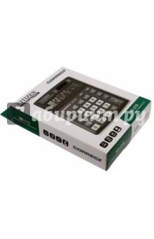 Калькулятор настольный Citizen Correct черный, 10-разрядный (SD-210)
