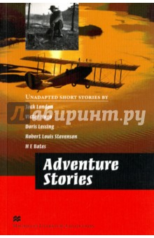 Adventures StoriesХудожественная литература на англ. языке<br>This series of Readers containing original, unsimplified stories written by famous classic and modern writers, now features four new titles. All the collections come with substantial support material for each story, including a short summary, a description of major themes, pre-reading vocabulary activities, post-reading language and comprehension exercises, a literary analysis section and essay questions. The Macmillan Literature Collections will help ease students  transition from graded Readers to authentic reading, giving them the joy of feeling that they are finally reading and studying literature just as it was written.<br>
