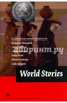 World StoriesХудожественная литература на англ. языке<br>This series contains original, unsimplified short stories written by famous classic and modern writers. All the collections come with substantial support material for each story, including a short summary; description of major themes; pre-reading vocabulary activities; post-reading language and comprehension exercises; a literary analysis section and essay questions. The Macmillan Literature Collections are aimed at Advanced readers and will help ease students  transition from graded Readers to authentic reading, giving them the joy of feeling that they are finally reading and studying literature just as it was written. - Advanced level Readers - Contain original, unsimplified short stories written by famous classic and modern writers - Come with substantial material for each story - Ideal for students ready to make the transition from graded Readers to unabridged English Literature texts<br>