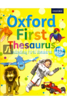Oxford First Thesaurus Hardcover