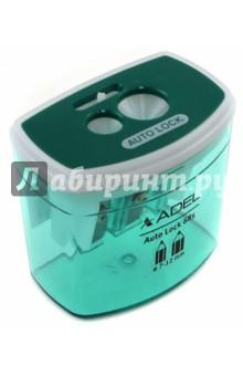 Точилка ручная Adel, 2 отверстия 7 и 12 мм (426-0685-000)