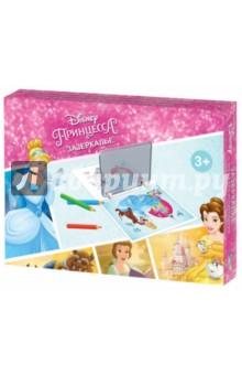 Зазеркалье. Экран для копирования Принцессы (01870)Сопутствующие товары для детского творчества<br>Экран для копирования «Принцесса» производится по лицензии «Уолт Дисней». Он является простой и безопасной развивающей игрушкой для детей в возрасте от 4 до 7 лет, при помощи которой можно легко и просто перенести изображение размером не более формата А5.<br>Экран для копирования «Принцесса», впрочем, как и остальные позволяет развивать усидчивость, внимание, помогает ребенку развить навыки рисования.<br>Комплект состоит из экрана размером 23х16 см, изготовленного из специального стекла с эффектом прозрачного зеркала, двух пластиковых подставок (держатели стекла) и двух картинок принцесс из мультфильмов «Дисней».<br>Пользоваться «волшебным» экраном просто. Для этого нужно установить его на подставки, с левой стороны положить копируемый рисунок, а с правой чистый лист бумаги. Чтобы исключить даже случайный сдвиг листов они должны быть прижаты подставками (как изображено на коробке). Если посмотреть сквозь экран со стороны копируемого рисунка, то на чистом листе бумаги Вы увидите его копию, которую можно повторить с помощью карандаша, фломастера или ручки.<br>Экран для копирования идеален для переноса понравившихся рисунков под раскраску, а также на доски для выжигания.<br>Что бы экран для копирования «Принцесса» прослужил долго рекомендуем соблюдать несколько простых правил:<br>- беречь от ударов;<br>- периодически мыть экран теплой водой с использованием обычных моющих средств и протирать мягкой тканью.<br>Состав игры: экран для копирования, 2 подставки, 2 картинки.<br>Упаковка: картонная коробка.<br>Для детей от 4 лет.<br>Сделано в России.<br>
