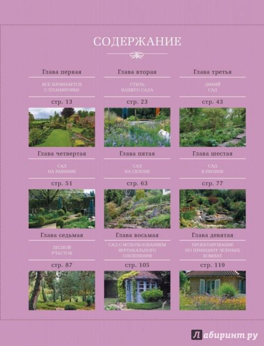 Дизайн сада для начинающих