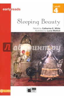 Sleeping BeautyИзучение иностранного языка<br>The King and Queen are proud of their baby daughter, Princess Aurora, and they invite everyone to a party, including the Flower Fairies. But one of the Fairies puts a curse on Aurora, and despite the King s precautions, on her sixteenth birthday she meets an old lady in a tower in the castle…<br>