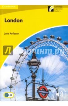 London. Level 2. ElementaryИзучение иностранного языка<br>This award-winning graded readers series is full of original fiction, adapted fiction and factbooks especially written for teenagers. London is a special city with a fascinating past and an exciting present. Read about Shakespeare and shopping, the River Thames and red buses, the Great Fire of 1666 and the Olympics of 2012, haunted Tube stations and bloody murders. Meet Londoners past and present and find out how London started and what drives this amazing city today. This paperback is in British English. Download the complete audio recording of this title and additional classroom resources at cambridge.org/experience-readers Cambridge Experience Readers get teenagers hooked on reading.<br>