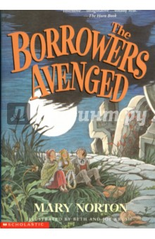 The Borrowers AvengedЛитература на иностранном языке для детей<br>After their narrow escape from the Platters  attic in The Borrower Aloft, Pod, Homily, and Arrietty Clock return to their miniature village. <br>But it is no longer a safe refuge, and so once again the Borrowers must go looking for another place to live.<br>But finding a new home is hard when you re running for your life.<br>The villainous Platters will not rest until they recapture the tiny family, and they hound the Clocks  every move. When the Borrowers finally do set up house under a window seat in an old rectory, it seems they have found safety at last -- until the Platters turn up in the church one night, forcing the Borrowers into a final desperate struggle for their freedom.<br>