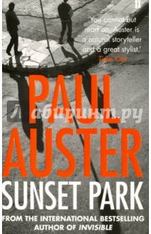 Sunset ParkХудожественная литература на англ. языке<br>Paul Auster s Sunset Park is set in the sprawling flatlands of Florida, where twenty-eight-year-old Miles is photographing the last lingering traces of families who have abandoned their houses due to debt or foreclosure. Miles is haunted by guilt for having inadvertently caused the death of his step-brother, a situation that caused him to flee his father and step-mother in New York seven years ago. What keeps him in Florida is his relationship with a teenage high-school girl, Pilar, but when her family threatens to expose their relationship, Miles decides to protect Pilar by going back to Brooklyn, where he settles in a squat to prepare himself to face the inevitable confrontation with his father - a confrontation he has been avoiding for years. Set against the backdrop of the devastating global recession, and pulsing with the energy of Auster s previous novel Invisible, Sunset Park is as mythic as it is contemporary, as in love with baseball as it is with literature. It is above all, a story about love and forgiveness - not only among men and women, but also between fathers and sons.<br>