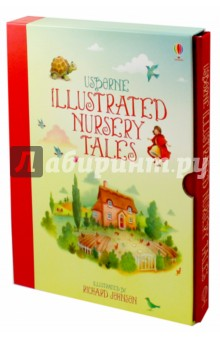 Illustrated Nursery Tales (clothbound HB)Литература на иностранном языке для детей<br>A luxury gift edition of traditional stories specially written for the very young, presented with a clothbound cover in a sturdy presentation slipcase. Beautifully designed pages with enchanting illustrations bring each tale to life.<br>