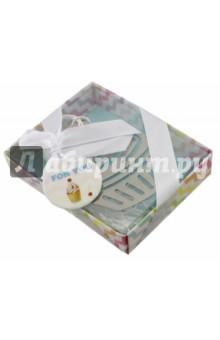 Закладка для книг Пирожное (нержавеющая сталь) (44952)Закладки для книг<br>Закладка декоративная для книг.<br>Размер 7х6 см.<br>Материал: нержавеющая сталь.<br>Предназначено: декор.<br>Сделано в Китае.<br>