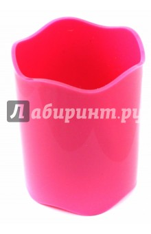 """Стаканчик для ручек """"Trend"""", розовый (1701235-034)"""
