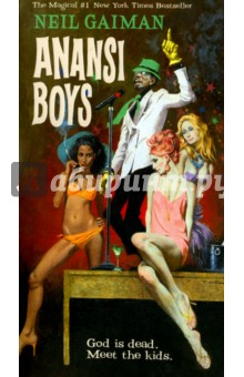 Anansi BoysХудожественная литература на англ. языке<br>God is dead. Meet the kids.<br>Fat Charlie Nancy s normal life ended the moment his father dropped dead on a Florida karaoke stage. Charlie didn t know his dad was a god. And he never knew he had a brother. Now brother Spider is on his doorstep-about to make Fat Charlie s life more interesting . . . and a lot more dangerous.<br>