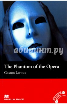 Phantom of the OperaХудожественная литература на англ. языке<br>The singers and dancers at the Opera House are frightened. They have seen a stranger behind the stage - a man in a mask. There have been accidents. People have been hurt. People have disappeared. Raoul is in love with Christine - a beautiful young opera singer. But she is quiet and afraid. Does she know the stranger?<br>