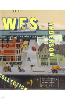 Wes Anderson CollectionКультура, искусство, наука на английском языке<br>Wes Anderson is the most influential comedic voice from the past two decades of American cinema. A true auteur, his intimate involvement in each of his films; Bottle Rocket, Rushmore, The Royal Tenenbaums, The Life Aquatic with Steve Zissou, The Darjeeling Limited, Fantastic Mr. Fox and Moonrise Kingdom, includes scriptwriting, set design, soundtrack selections and unit photography. Anderson s visual artistry, inimitable tone and idiosyncratic characterisations make each of his films instantly recognisable as Andersonian.The Wes Anderson Collection is the first in-depth overview of Anderson s work, guiding readers through the life and career of one of the most talked-about contemporary filmmakers. Previously unpublished photos, artwork and ephemera complement a book-length interview between Anderson and award-winning film critic Matt Zoller Seitz, who offers insights into Anderson s creative process, influences, and the production of his films. These elements come together in a meticulously designed object in the spirit of Anderson s movies: melancholy and playful, wise and childish--and thoroughly original.<br>