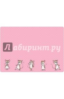 Пленка для уроков труда Друзья мышата (43536)