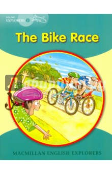 The Bike RaceЛитература на иностранном языке для детей<br>In this Holly and Tom story about bullying and friendship, Holly and Tom go to the park with Mum and Dad to ride their bikes. They meet Jake and he challenges Tom to a bike race. They race too fast and get hurt and break their bikes. They agree that it is better to be friends.<br>Macmillan English Explorers have been written specifically for young learners of English. They bring first language teaching methods to reading lessons in international classrooms.<br>