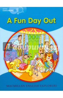 A Fun Day OutЛитература на иностранном языке для детей<br>Join Holly and Tom on a family day out - with them you can enjoy funfair rides, games and a meal in a restaurant. In all the excitement, Holly and Tom remember to be kind to their baby brother.<br>Macmillan English Explorers have been written specifically for young learners of English. They bring first language teaching methods to reading lessons in international classrooms.<br>